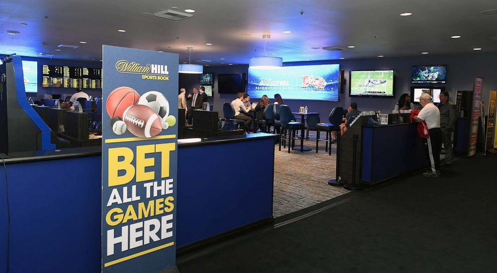 Where's Sports Betting Legal?