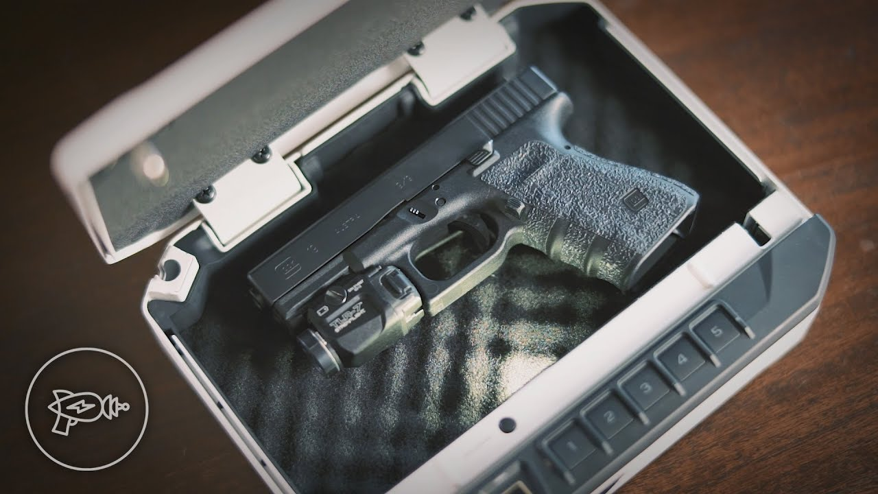 The 5 Best Biometric Gun Safes & Cabinets