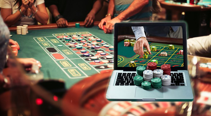 Layout Your Own Casino Poker Table - Betting