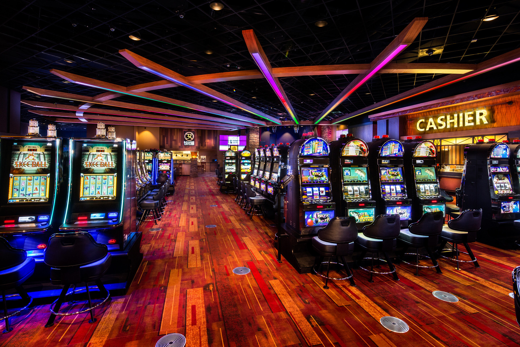 The Upside to Casino