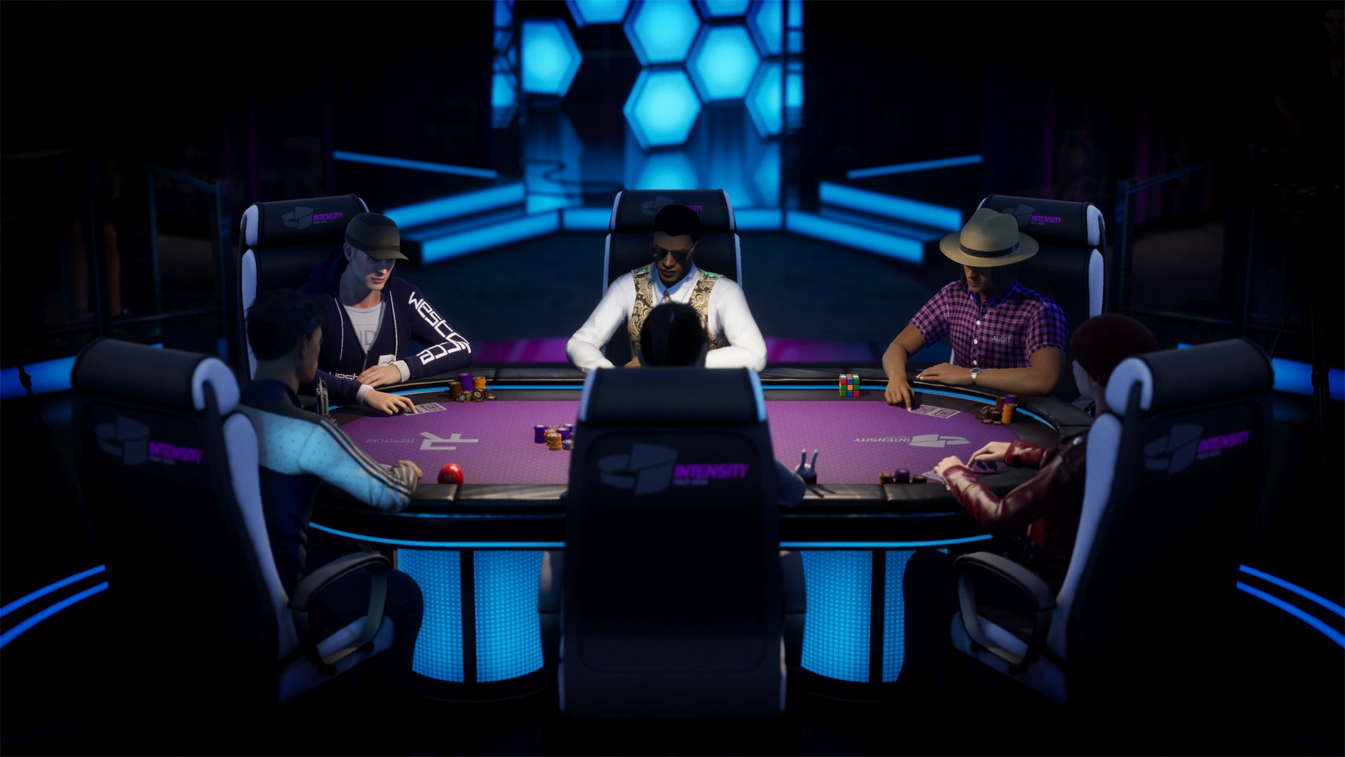 Casino Question: Does Dimension Matter?