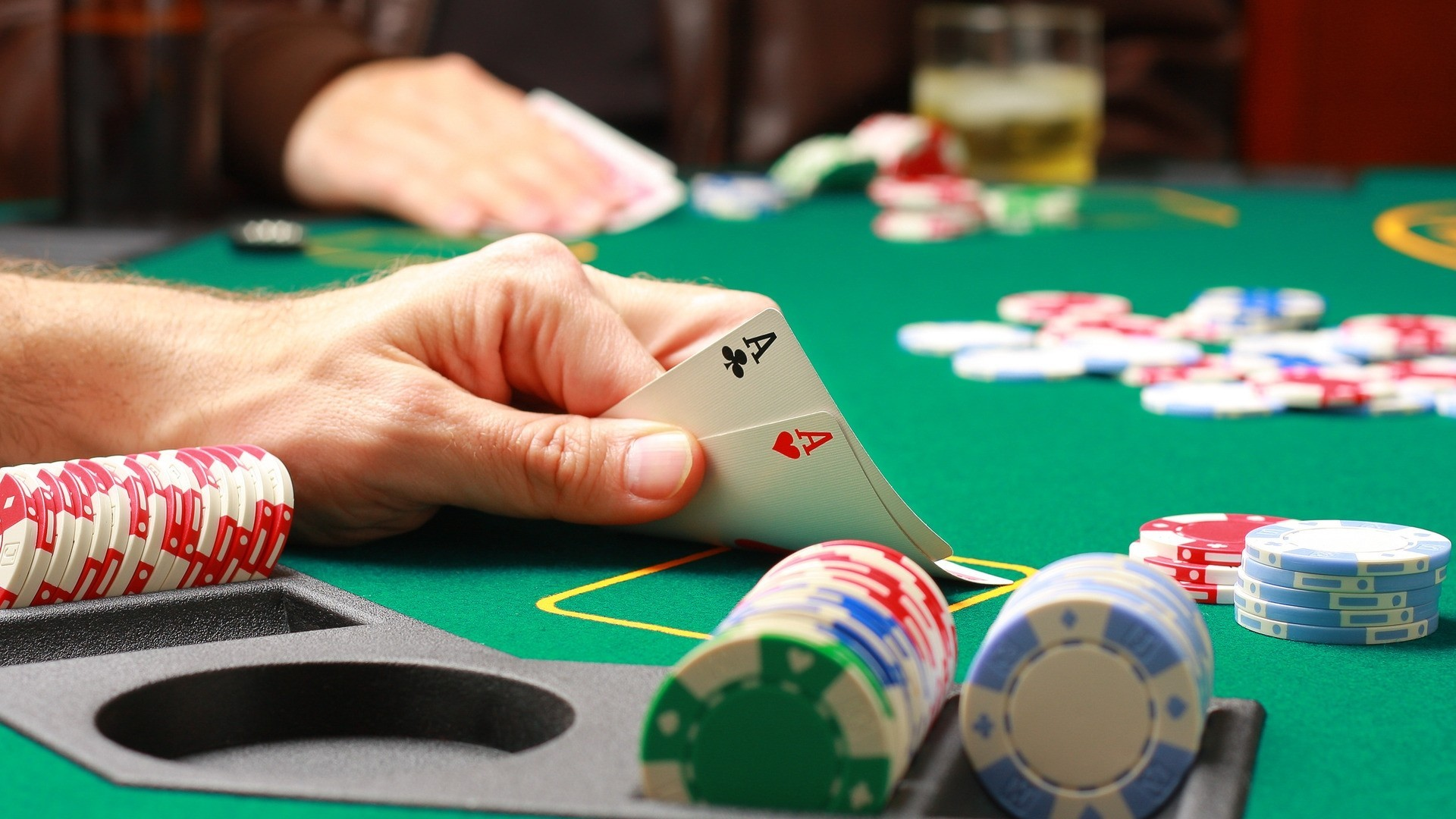 How Online Casino Changed Our Lives