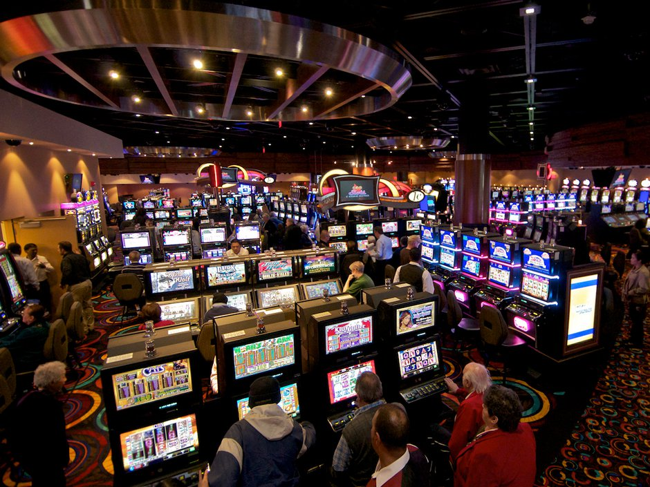 Six Ways to Create Better Online Casino With The assistance Of Your Canine